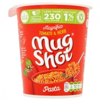 Image of Mug Shot Tomato and Herb Pasta Pot 64g