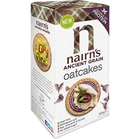 Image of Nairns Ancient Grains Oatcakes 200g