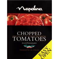 Image of Napolina Chopped Tomatoes 390g
