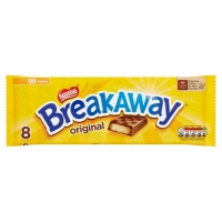 Image of TODAY ONLY Nestle Breakaway 8 Pack