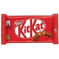 Image of Nestle Kitkat Milk Chocolate 4 Finger 41.5 g