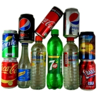 Image of OCTOBER SPECIAL Approved Food Soft Drinks Box