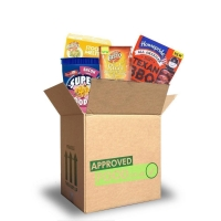 Image of OCTOBER SPECIAL Approved Food XXL Cupboard Filler Box