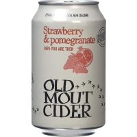 Image of Old Mout Cider Strawberry and Pomegranate 330ml
