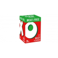 Image of Oxo Meat Free Beef Flavour 12 pack