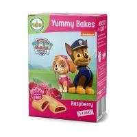 Image of Paw Patrol Yummy Bakes Raspberry Bars 5 x 23g