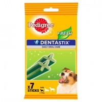 Image of Pedigree Dentastix Fresh Dental Dog Chews - Small Dog 7 sticks