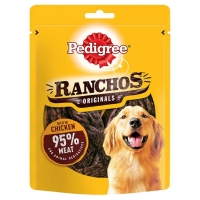 Image of Pedigree Ranchos Originals Rich in Chicken 70g