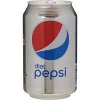 Image of BLACK FRIDAY SPECIAL Pepsi Diet 330ml