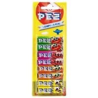 Image of 25 UNDER 25 PEZ Play Fruit Mix 8 x 8.5g