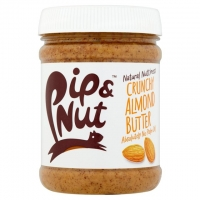 Image of CHRISTMAS COUNTDOWN Pip and Nut Crunchy Almond Butter 225g