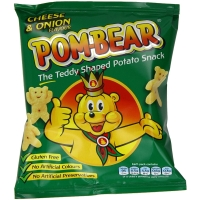 Image of Pom Bear Cheese and Onion 19g