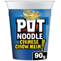 Image of Pot Noodle Chinese Chow Mein Flavour 90g