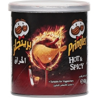 Image of TODAY ONLY Pringles Hot and Spicy 40g