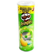 Image of Pringles Sour Cream And Onion 165g