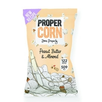 Image of SALE Propercorn Peanut Butter and Almond 25g