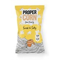 Image of Propercorn Sweet and Salty Popcorn 30 g