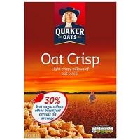 Image of Quaker Oat Crisp 375g