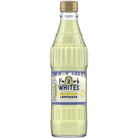 Image of R Whites Premium Traditional Cloudy Lemonade Glass Bottle 330ml