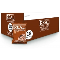 Image of Real Handcooked Roast Ox Flavour Potato Crisps 50g
