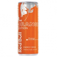 Image of Red Bull Orange Edition 250ml