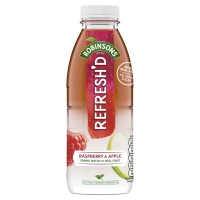 Image of Robinsons Refreshed Raspberry and Apple 500ml