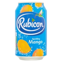 Image of Rubicon Sparkling Mango 330ml