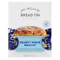 Image of SALE McCambridge Bread Tin Bakery Hearty White Soda Bread Kit 360g