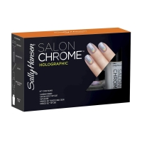 Image of TODAY ONLY Sally Hansen Salon Chrome Holographic Kit