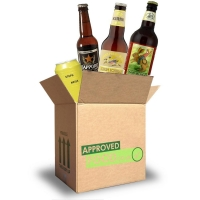 Image of SEPTEMBER SPECIAL Approved Food Beer Box