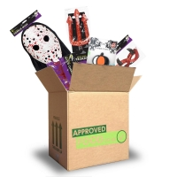 Image of SEPTEMBER SPECIAL Approved Food Halloween Box