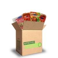 Image of SEPTEMBER SPECIAL Approved Food Mexican Box