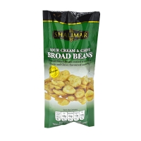 Image of SALE Shalimar Sour Cream and Chive Broad Beans 30g