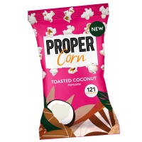 Image of Propercorn Toasted Coconut Popcorn 25g