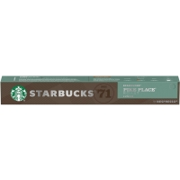 Image of WEEKLY DEAL Starbucks Pike Place Roast Lungo 10 Capsules