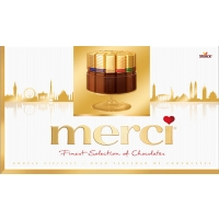 Image of MEGA DEAL Storck Merci Finest Selection Of Chocolates 400g