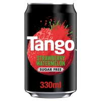 Image of Tango Strawberry and Watermelon Sugar Free 330ml