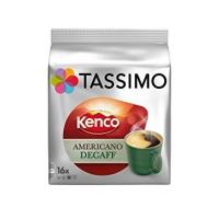 Image of Tassimo Kenco Americano Decaff 104g