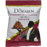 Image of WEEKLY DEAL The Dormen Dry Roasted Peanuts 27g