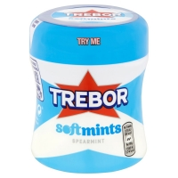 Image of WEEKLY DEAL Trebor Softmints Spearmint 100g