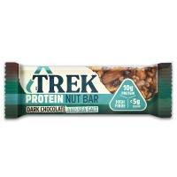 Image of Trek Protein Nut Bar With Dark Chocolat And Sea Salt 40 g