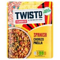 Image of Twistd Spanish Chorizo Paella 250g