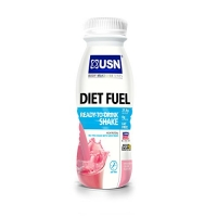 Image of USN Diet Fuel RTD Strawberry 330 ml