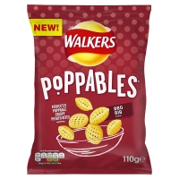 Image of 25 UNDER 25 Walkers Poppables BBQ Rib 110g