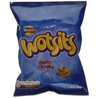 Image of Walkers Wotsits Really Cheesy 22.5g