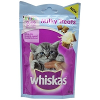 Image of Whiskas Kitten Milky Treats 55 g