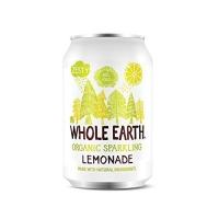 Image of Whole Earth Organic Sparkling Lemonade Drink 330ml