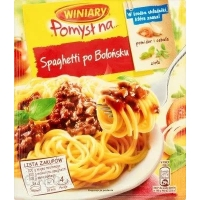 Image of Winiary Recipe Mix Spaghetti Bolognese 44g