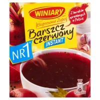 Image of 1P DEAL Winiary Red Borsch Soup 60g