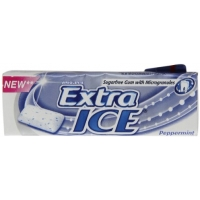 Image of Wrigleys Extra Ice Peppermint Sugarfree Chewing Gum